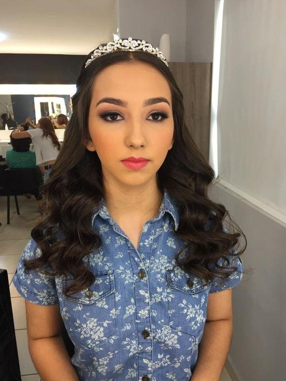 Peinados y maquillaje para quinceanera 2017 -2018 (1)