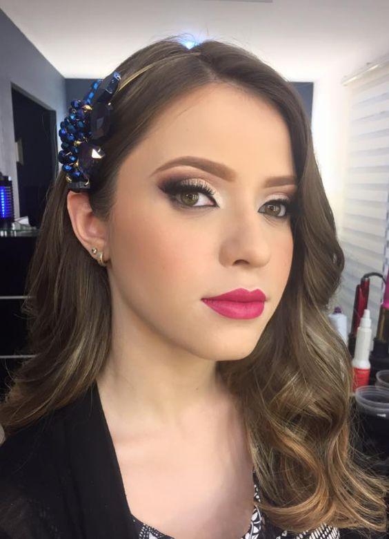 Peinados y maquillaje para quinceanera 2017 -2018 (3)