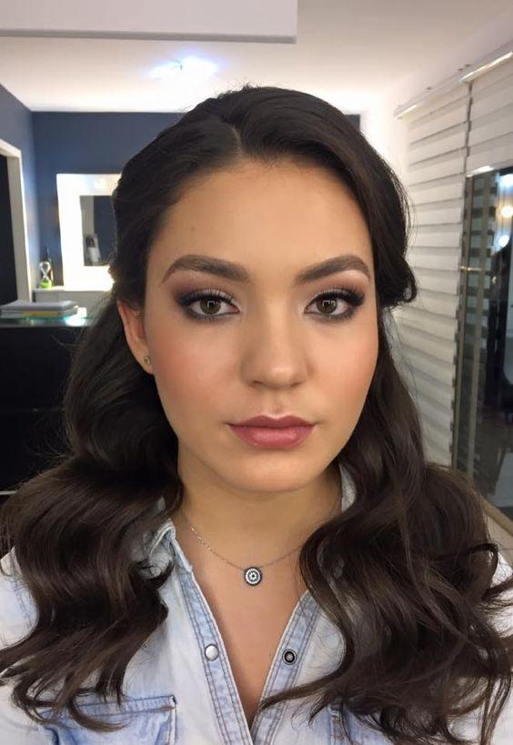 Peinados y maquillaje para quinceanera 2017 -2018 (5)