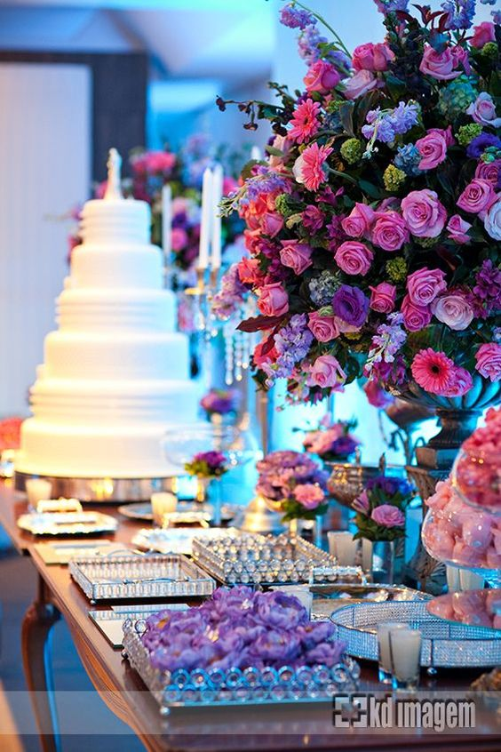 azul marino + rosa decoracion 15 anos (3)