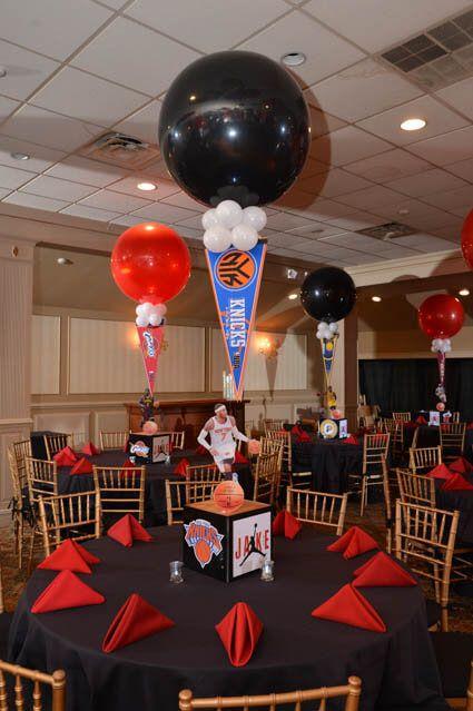 centro de mesa para fiesta de 15 anos hombre de deportes (4)