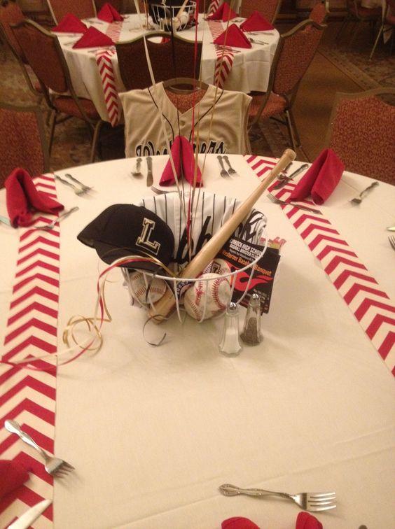 centro de mesa para fiesta de 15 anos hombre de deportes (7)