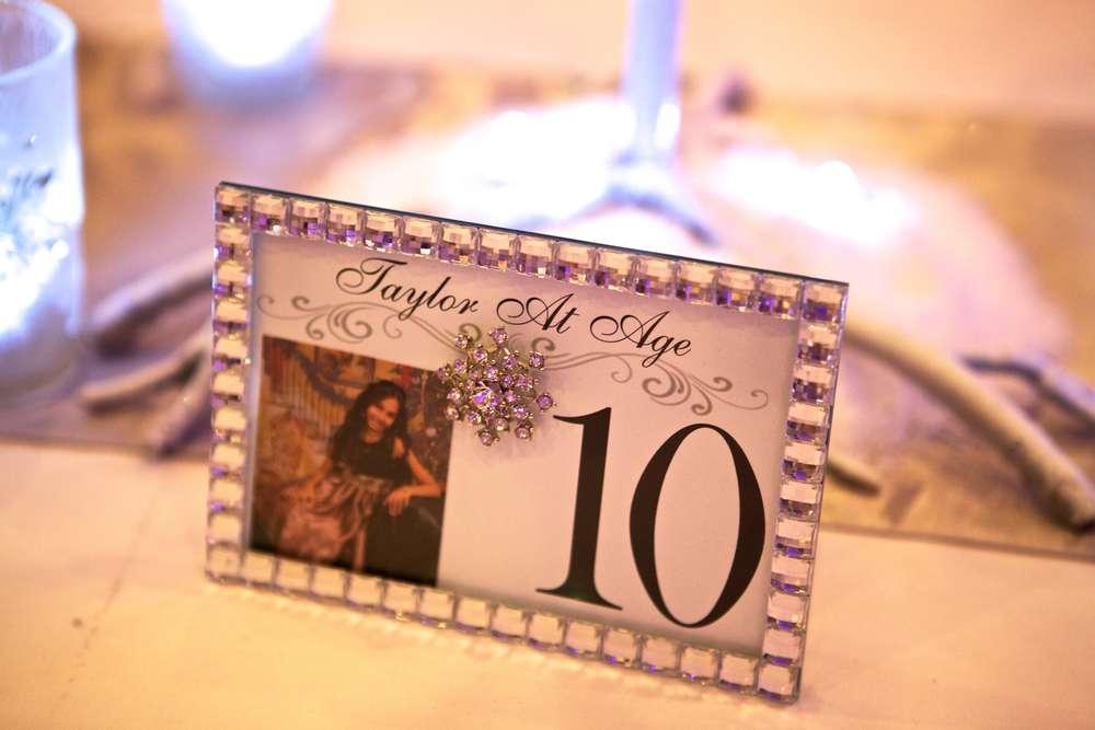 ideas para colocar fotos en la fiesta de dulces 16 (3)
