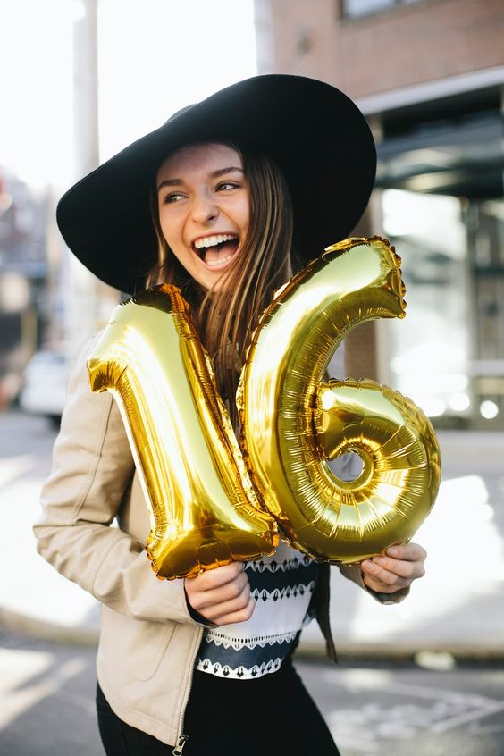 ideas para una fiesta de 16 sixteen party