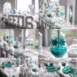 ideas para una fiesta de 16 sixteen party (6)