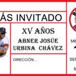 invitaciones 15 anos de hombre (3)
