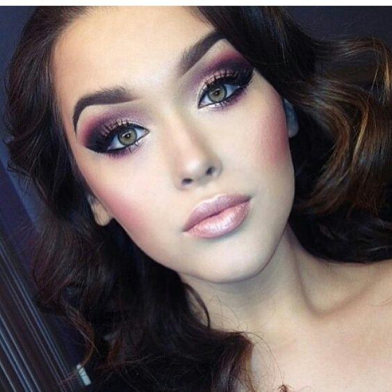 maquillaje para una fiesta de 16 anos