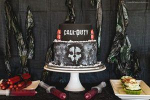 mesa de postres fiesta videojuegos 15 anos hombres (3)