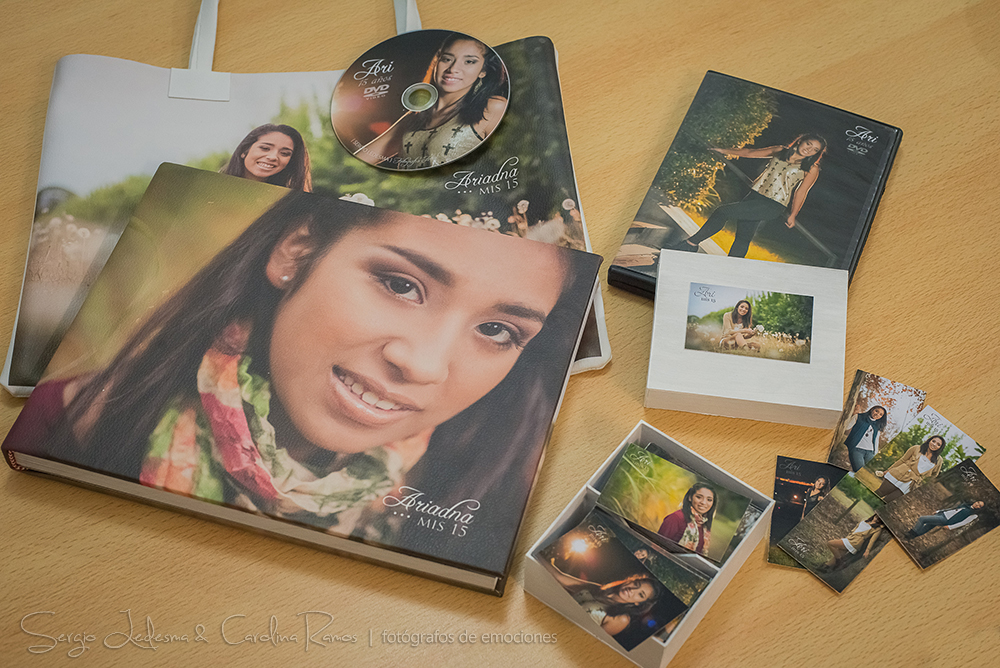 photobook para quinceanera es un regalo original (3)