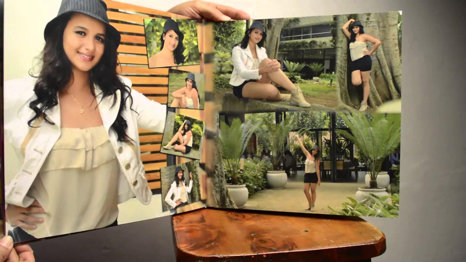 photobook para quinceanera es un regalo original