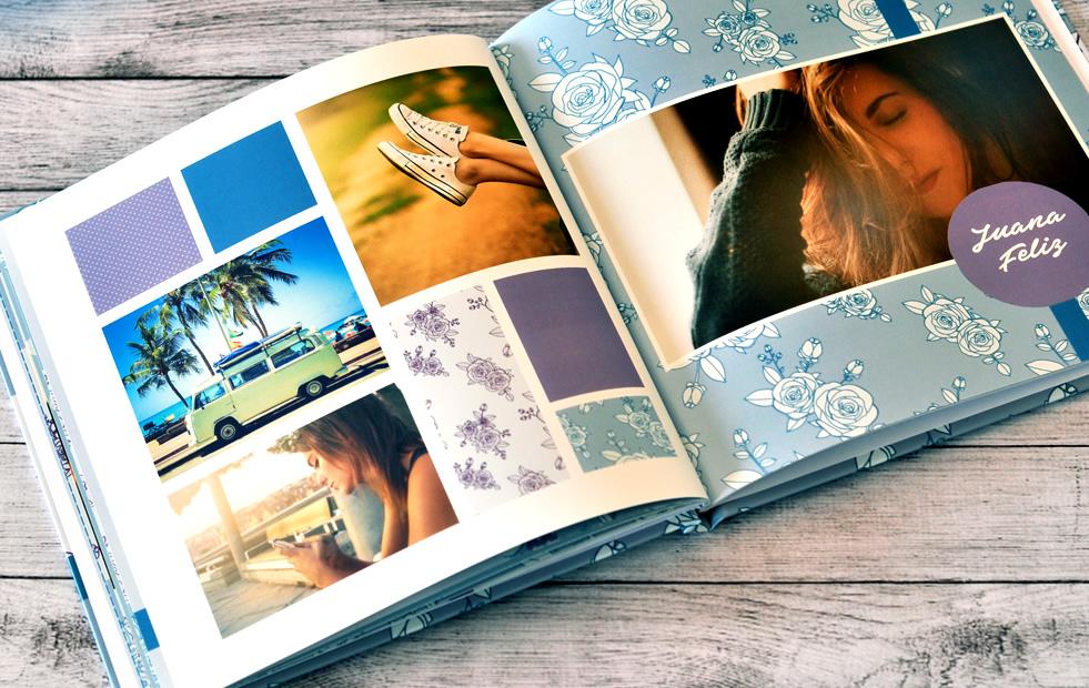 ventajas de un photobook para quinceanera