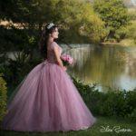 vestido de xv anos para piel morena en color violeta (4)