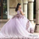 vestido de xv anos para piel morena en color violeta (5)