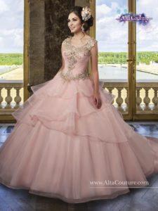 vestido de xv anos para pieles trigenas (4)