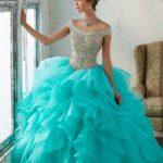 vestido de xv anos para pieles trigenas (5)
