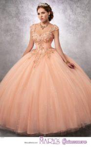 vestido de xv anos para pieles trigenas (6)