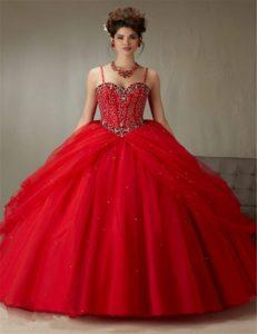vestido rojo de 15 anos para morens (6)