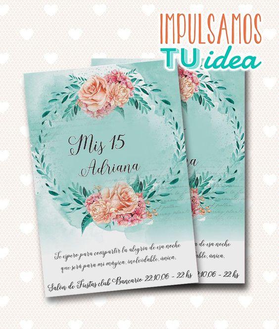 Texto Para Invitaciones De Xv Anos 4 Ideas Para Fiestas De