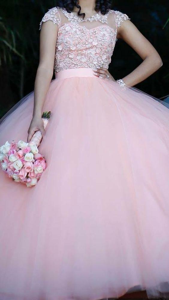 Vestidos De 15 Años Elegantes Los Mejores Diseños Del 2019