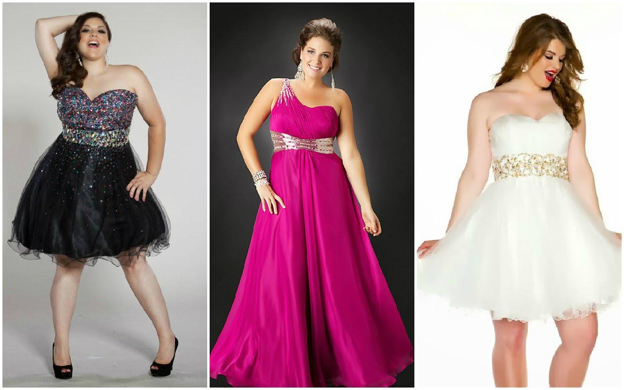 vestidos de 15 cortos para gorditas - Ideas para Fiestas de ...