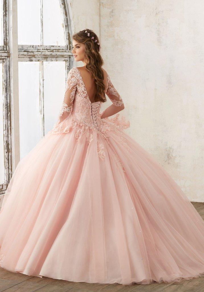 Vestidos De Xv Color Rosa Palo Dise 241 Os De Vestidos 2018