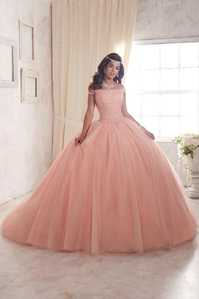 vestidos de xv color rosa palo (5) - Ideas para Fiestas de ...