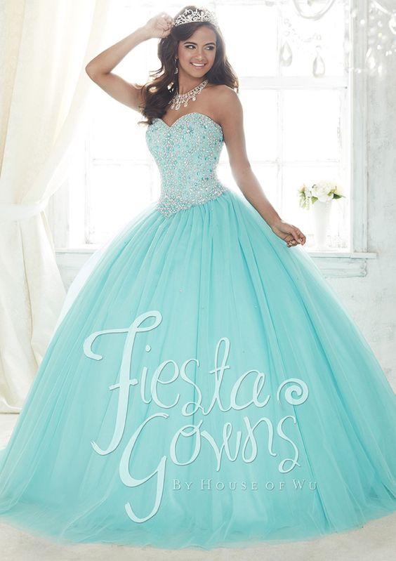 Vestidos Para 15 Color Menta 1 Ideas Para Fiestas De