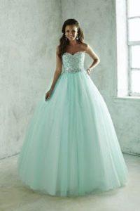 vestidos para 15 color menta (4)