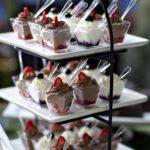 Mesas de dulces con postres