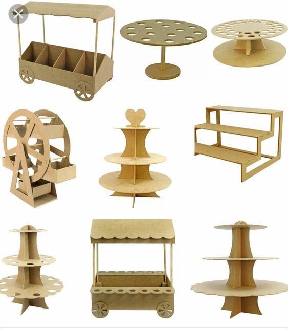 muebles para montar mesas de dulces (2)