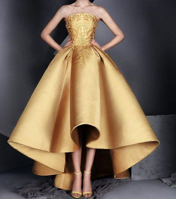 vestidos para 15 años dorados (5)