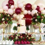 arcos de globos organicos para 15 años (3)