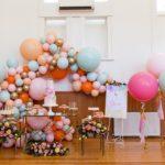 como decorar una fiesta de 15 años con globos (5)