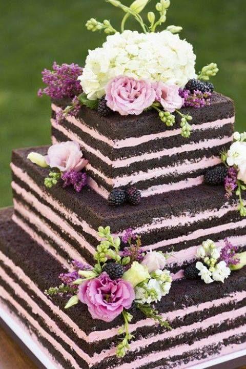 ¿De donde surgue la idea del naked cake?