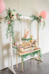 Imágenes de mesa de dulces
