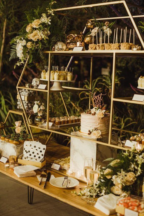 Mesa de dulces Como ponerla Decorarla y Precios