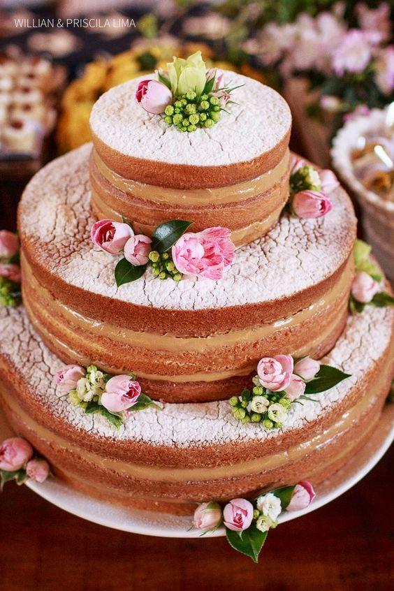 naked cake con flores (5)