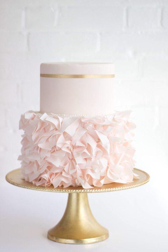 pasteles sencillos para 15 años
