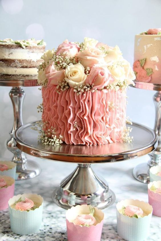 pasteles sencillos para 15 a os ideas para fiestas de