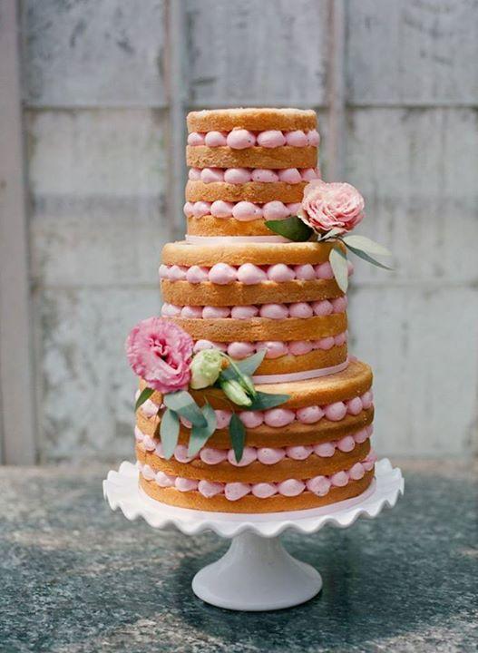 Precios de naked cake