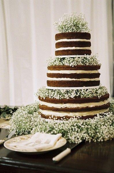 ¿Que es un naked cake?