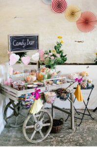 ¿Que es una mesa de dulces?
