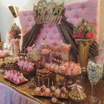 Candy bar elegante para xv años3