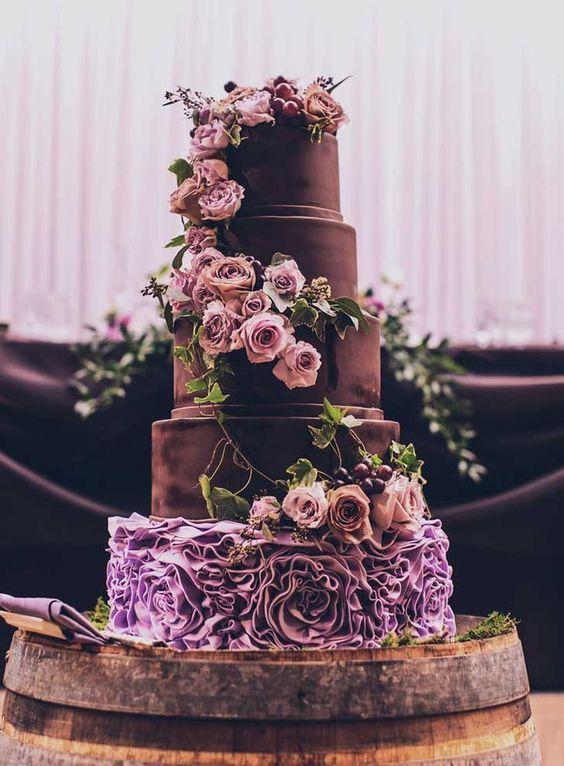 diseños de pasteles de xv años 2019