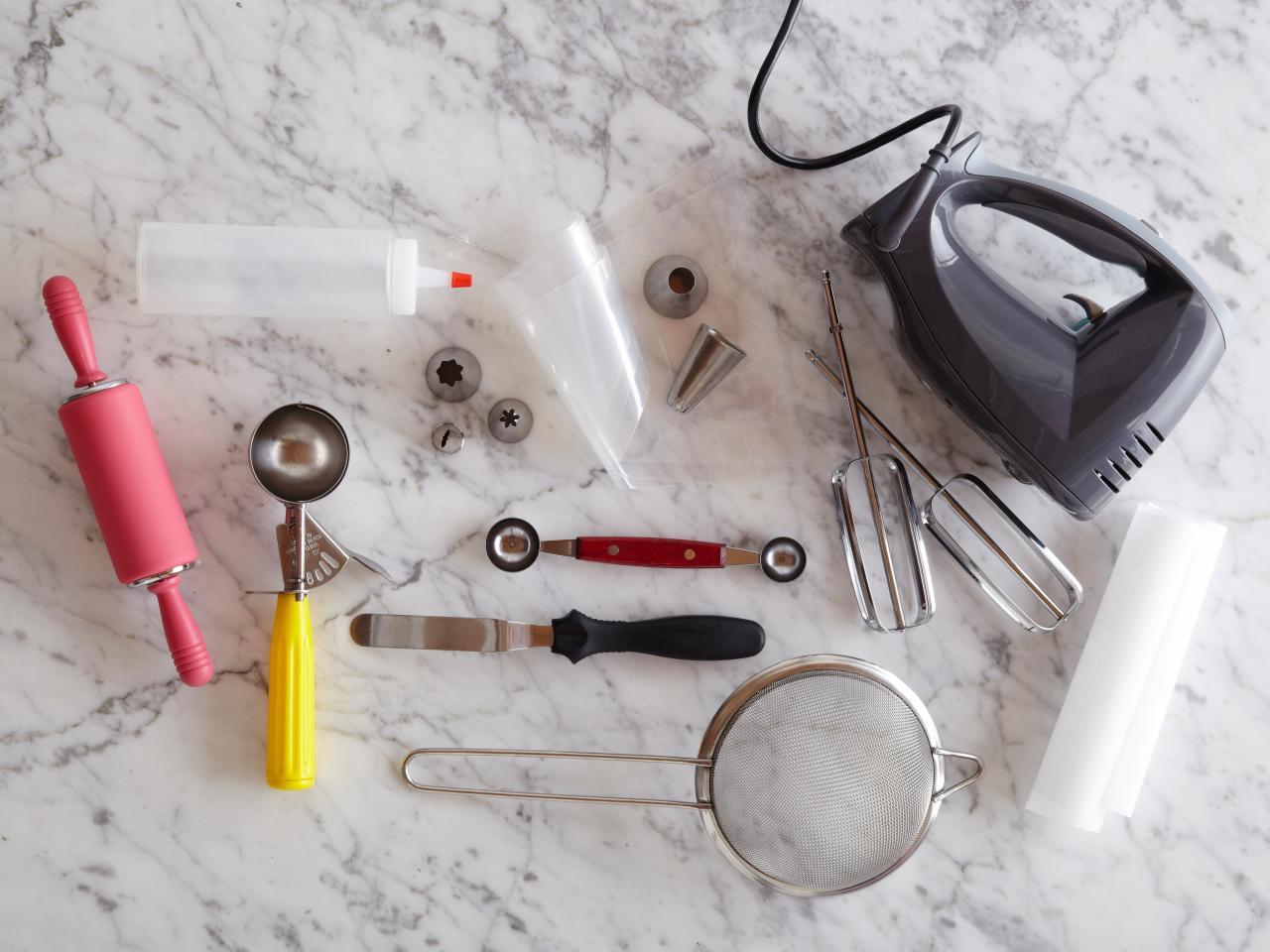 herramientas para hacer cup cakes como profesional
