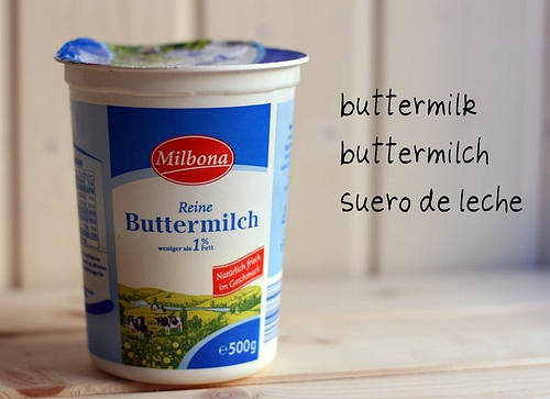 marcas de buttermilk en mexico