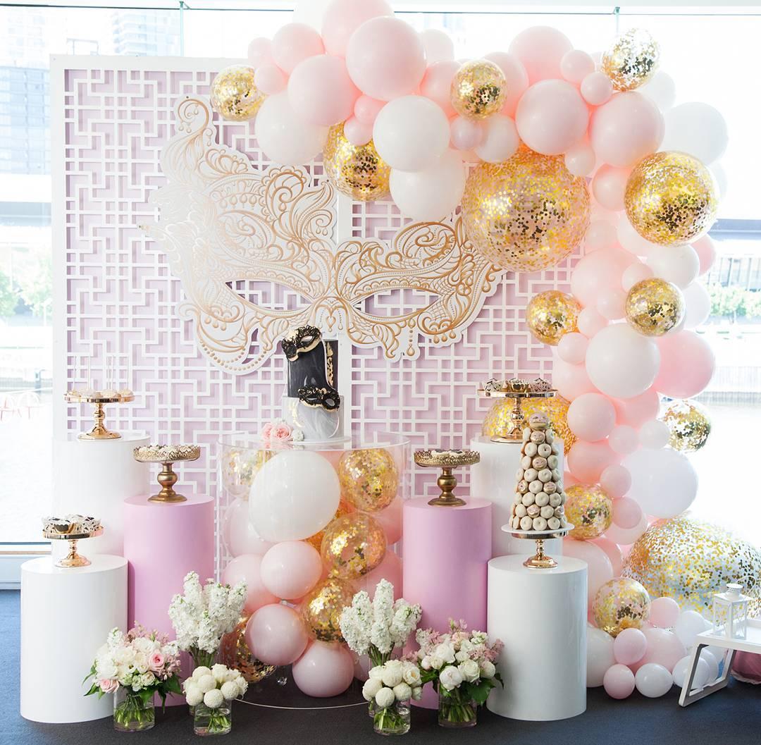 Ideas para una mesa de dulces | Por color, por tipo de dulces y más.