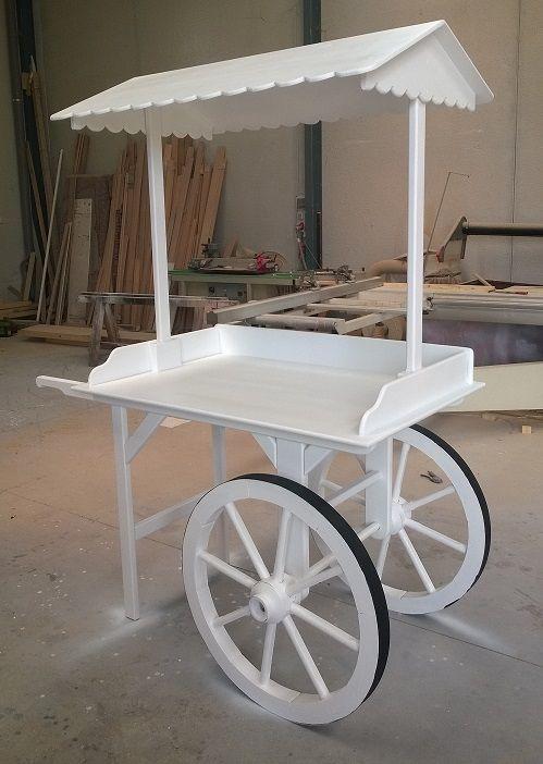 Mesas para candy bar