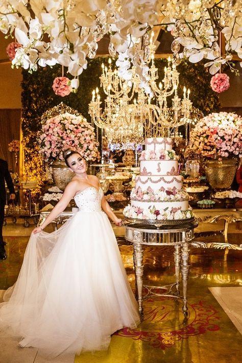 pasteles de quince espectaculares