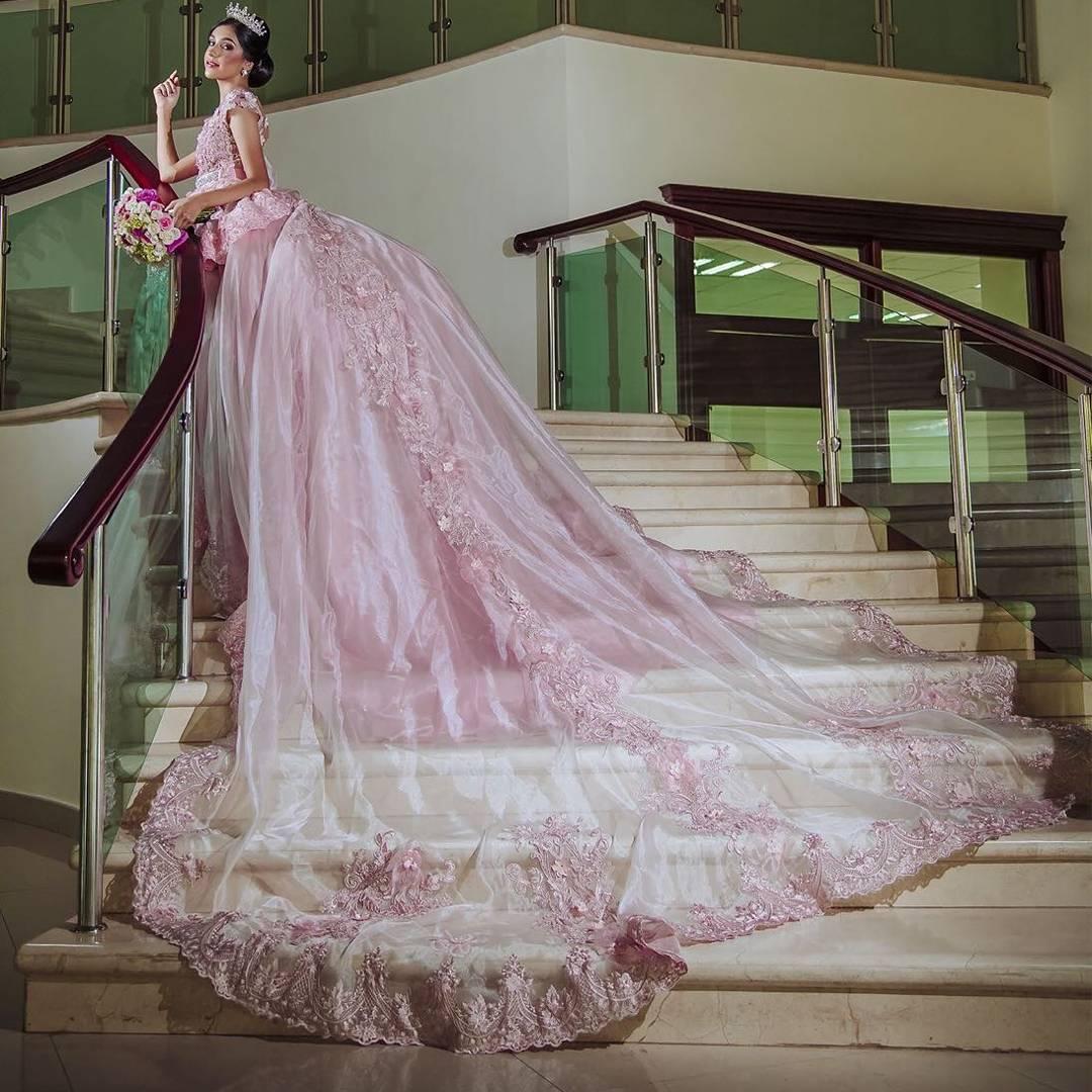vestidos de 15 anos elegantes